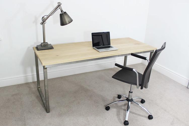 6ft industrial desk