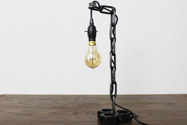 bolt industrial bedside light