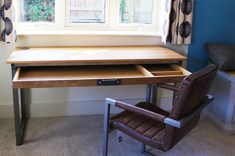 handmade industrial furniture