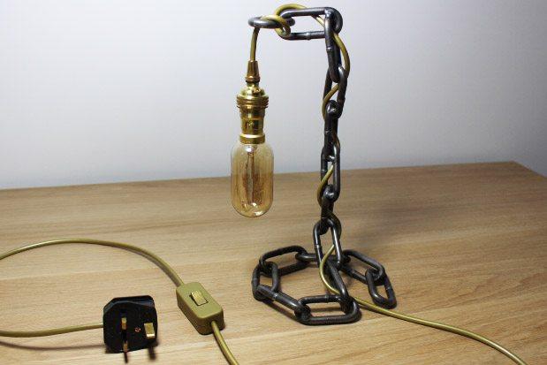 industrial desk lamp uk