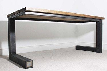 marl industrial desk