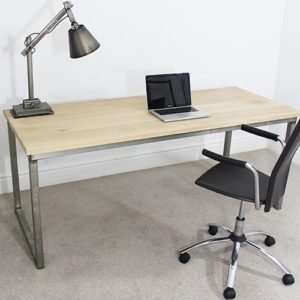 remington vintage industrial office desks