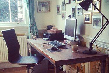 remington industrial office desks