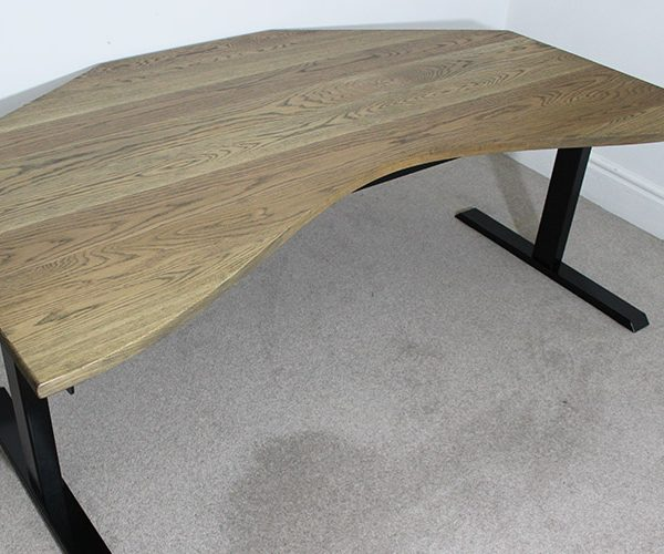 adjustable height office tables
