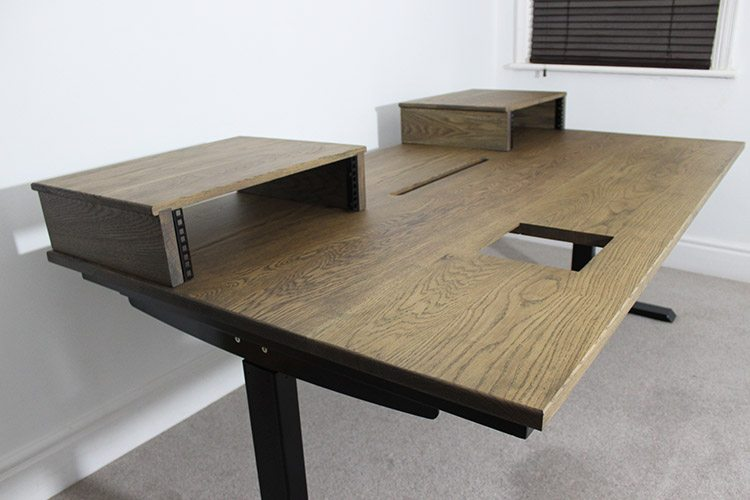 adjustable office tables