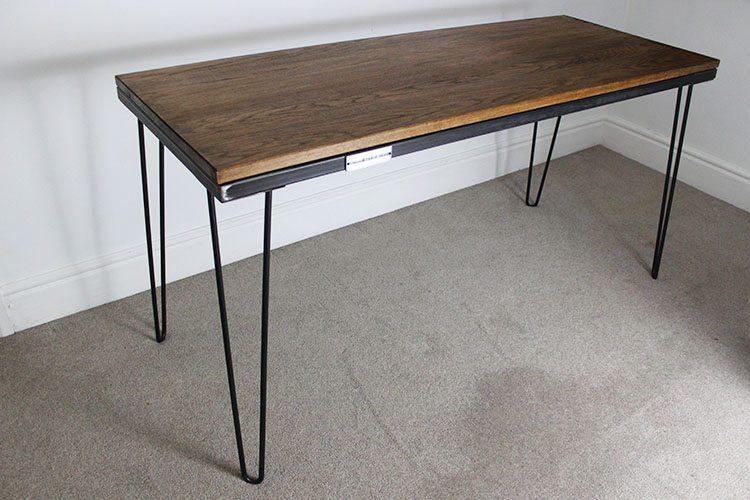 Ashfield Hairpin Desk