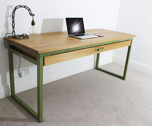 industrial-desk-with-drawer