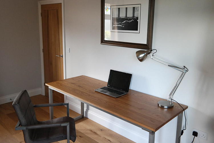industrial laptop desk