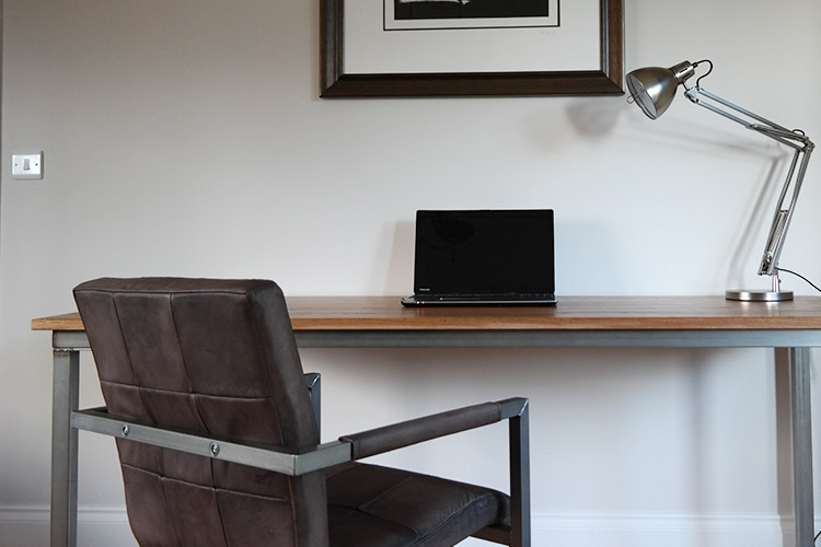industrial laptop desks