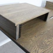 music studio adjustable desk
