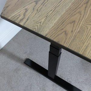 vintage adjustable height desks