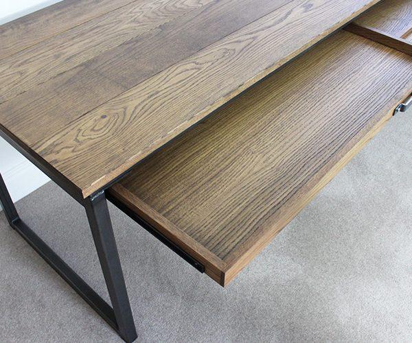 vintage corner desks