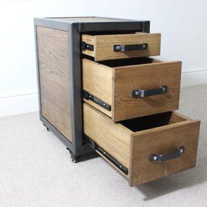 vintage office drawers