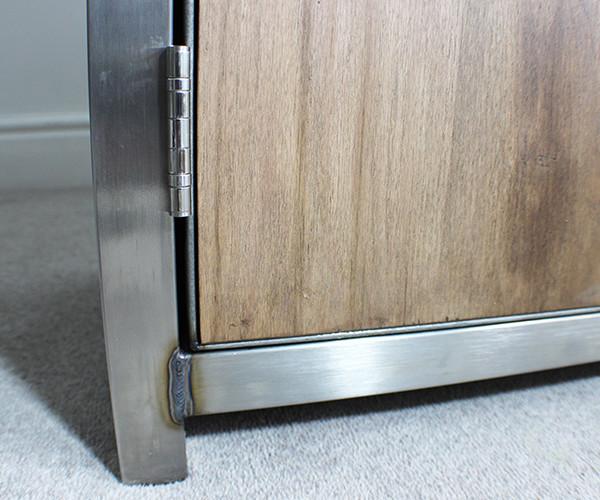 industrial cupboard doors