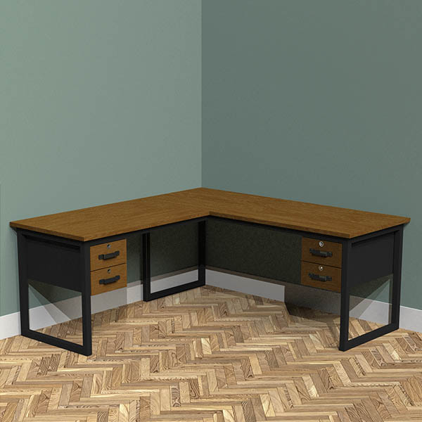 2 x Double Drawer (Add £400.00)