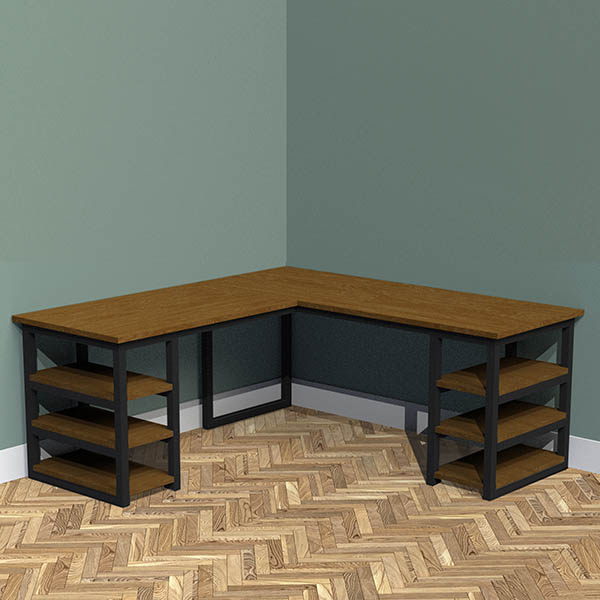 2 x Shelves (Add £700.00)