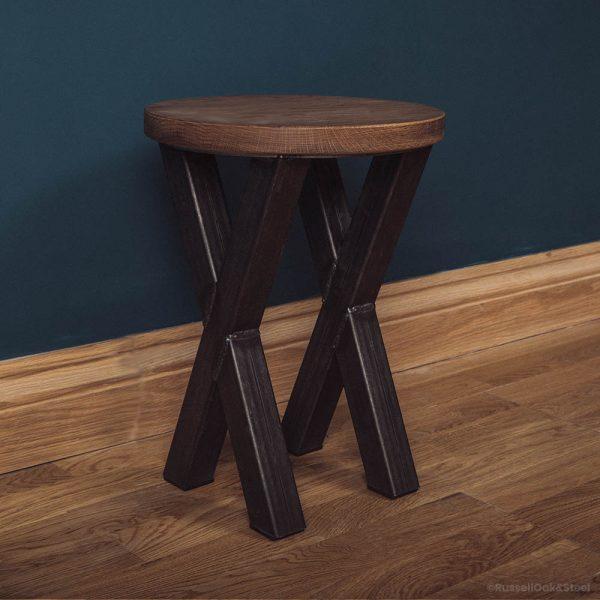 x frame sofa table