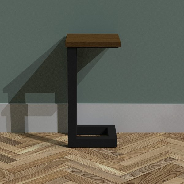 Handmade Remington Sofa Table