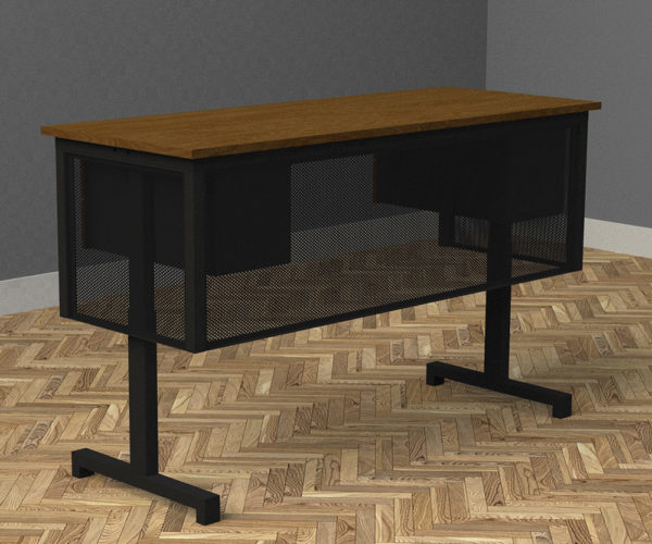 Luxury Industrial Electric Desk