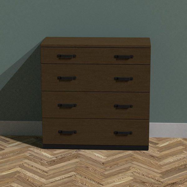 industrial bedside drawers