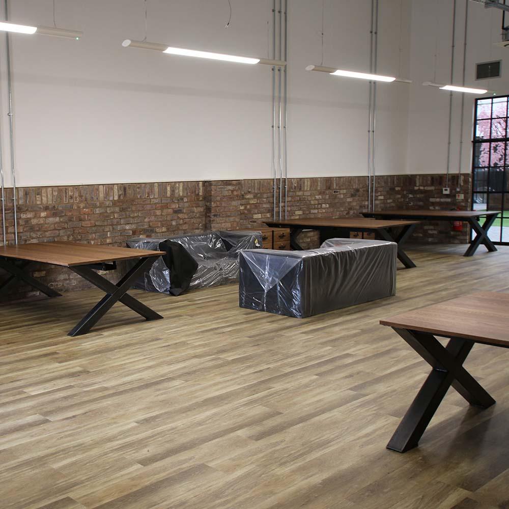 industrial office desk manufacturer london