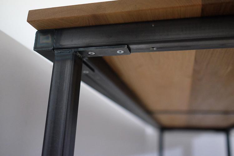 bespoke tall industrial desks