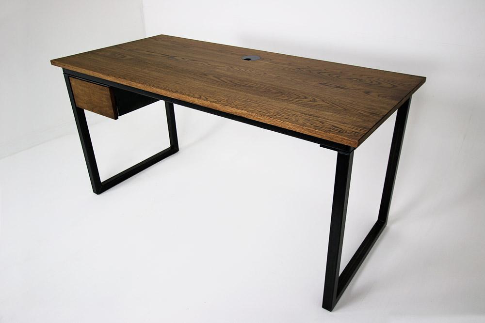 bespoke vintage industrial desks