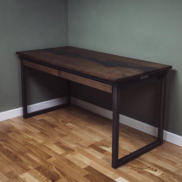 black river vintage office desk