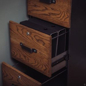 carsington bespoke 3 drawer filing cabinet