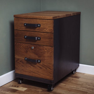 carsington industrial vintage drawers