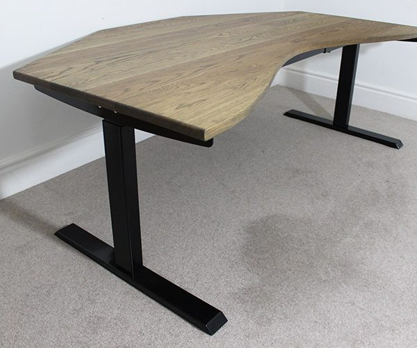 industrial adjustable height tables