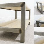 industrial coffee table uk