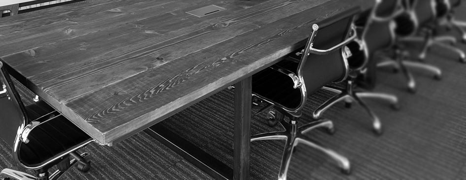 Vintage Industrial Conference Tables Russell Oak Steel Ltd - Vintage industrial conference table