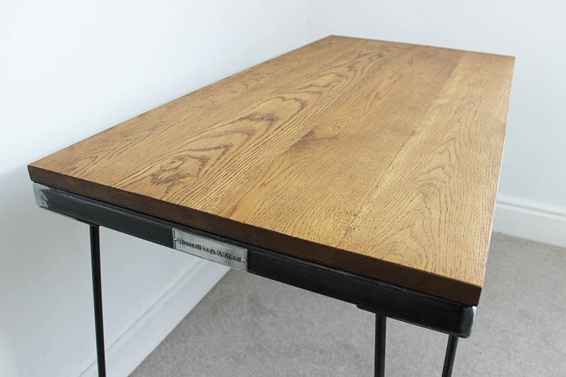 Ashfield Hairpin Desk