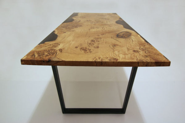 industrial resin tables