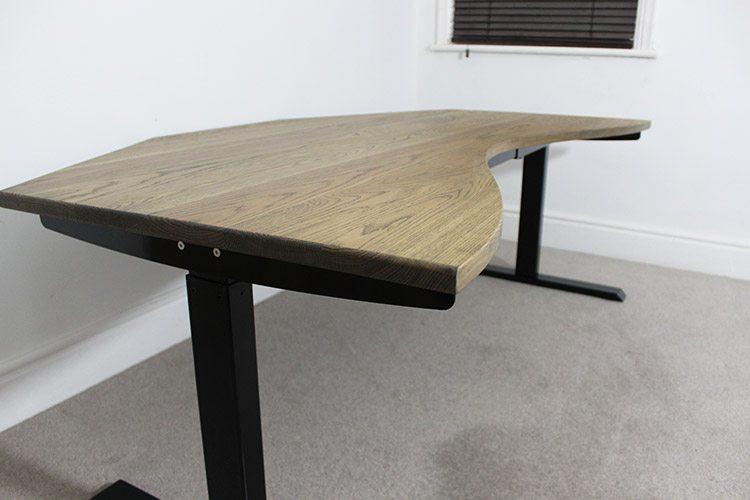 Home · Vintage Industrial Office Desks; Music Studio Adjustable Table