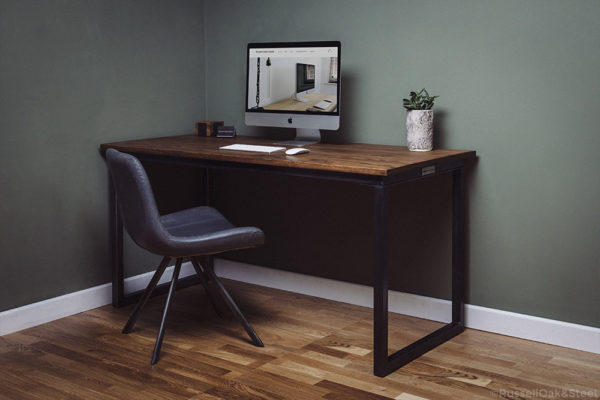 remington industrial desk