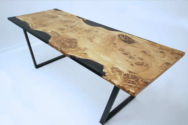 resin top dining tables
