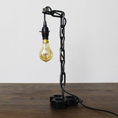 vintage chain lamp uk
