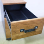 vintage industrial filing cabinets