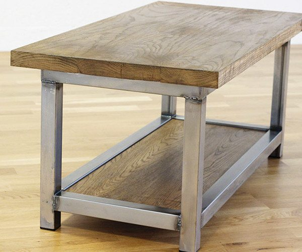wasworth industrial coffee tables